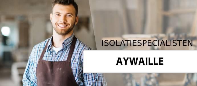 isolatie aywaille 4920
