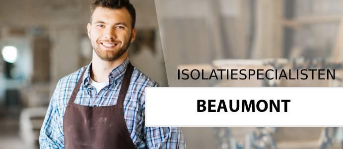 isolatie beaumont 6500