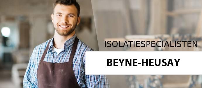 isolatie beyne-heusay 4610