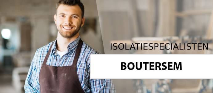 isolatie boutersem 3370