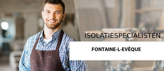 isolatie fontaine-l-eveque 6140