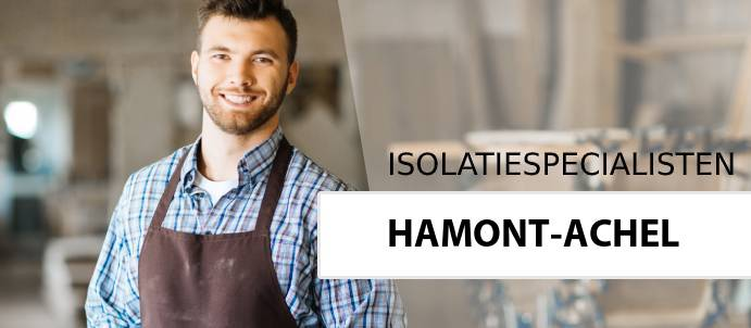 isolatie hamont-achel 3930