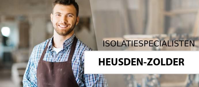 isolatie heusden-zolder 3550