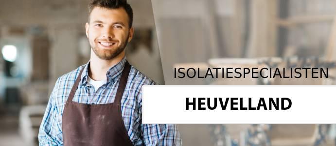 isolatie heuvelland 8950