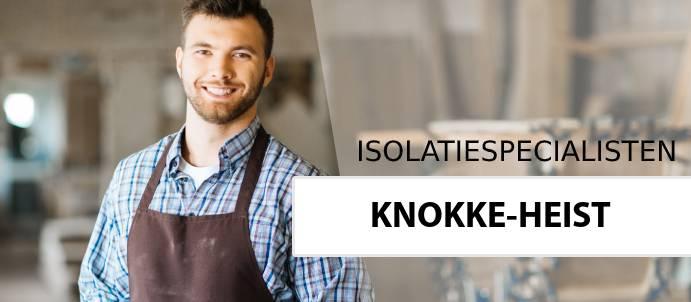 isolatie knokke-heist 8300