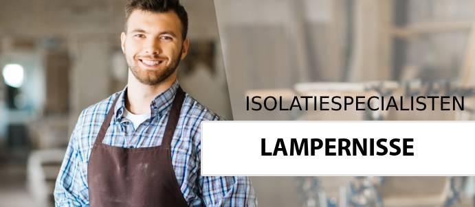 isolatie lampernisse 8600