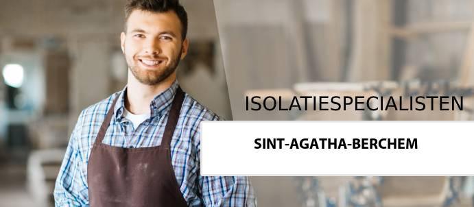 isolatie sint-agatha-berchem 1082