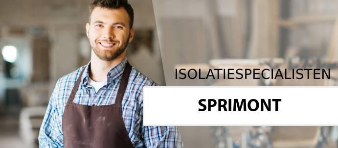 isolatie sprimont 4140