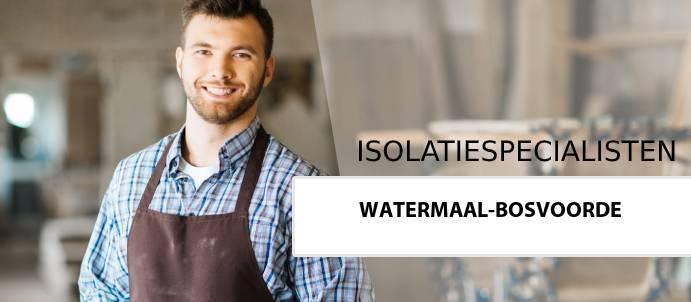 isolatie watermaal-bosvoorde 1170