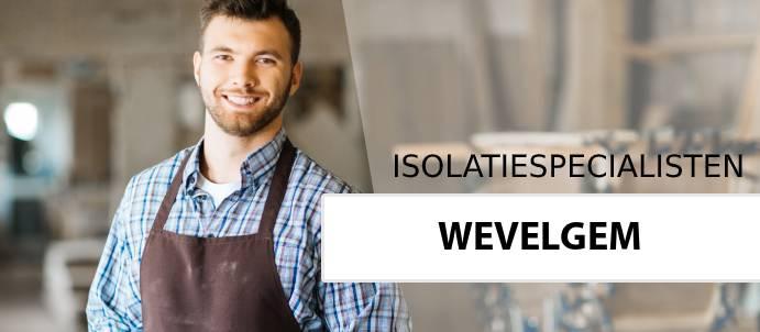 isolatie wevelgem 8560